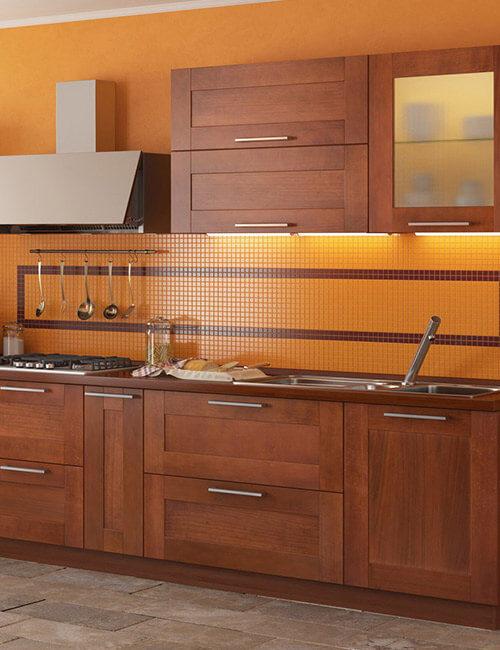 Современная кухня Капри