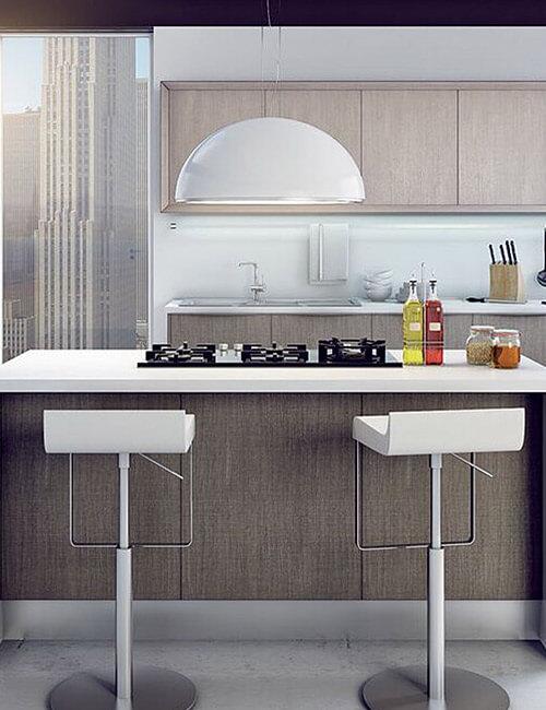 Современная кухня Деметра