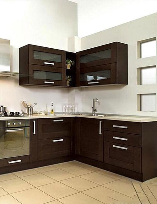 Современная кухня Эльба