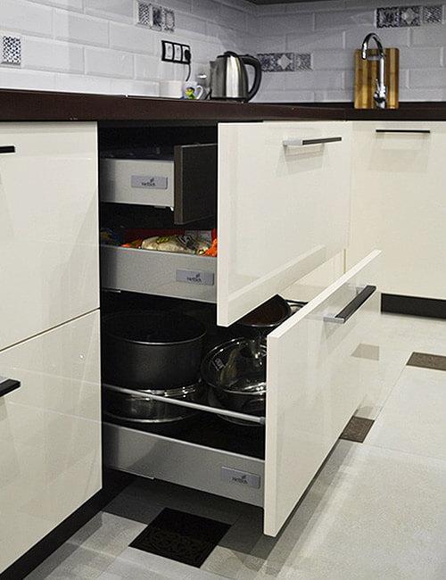 Кухня Акрилайн Жасмин