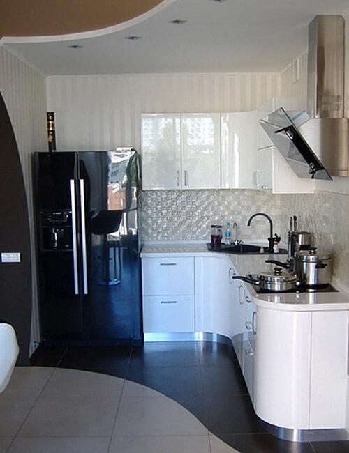 кухня Колорс эмаль