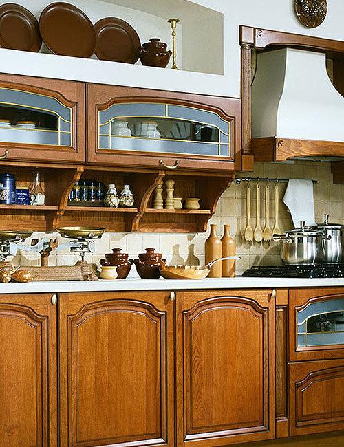 Кухня Кори