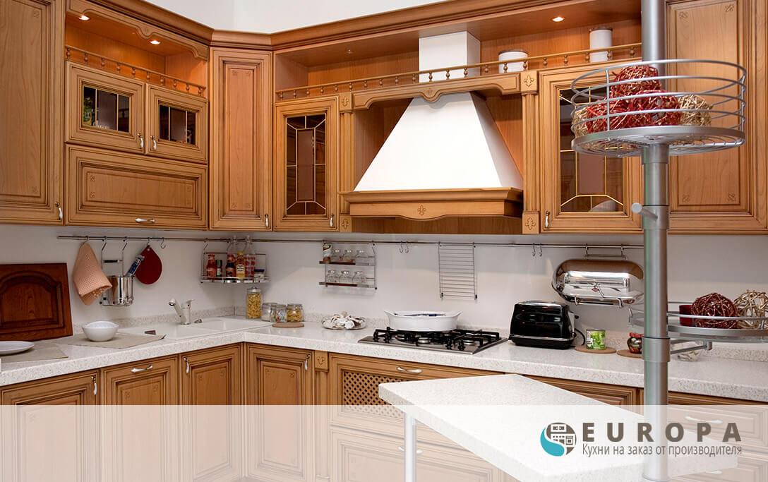 Кухня Лукреция на заказ
