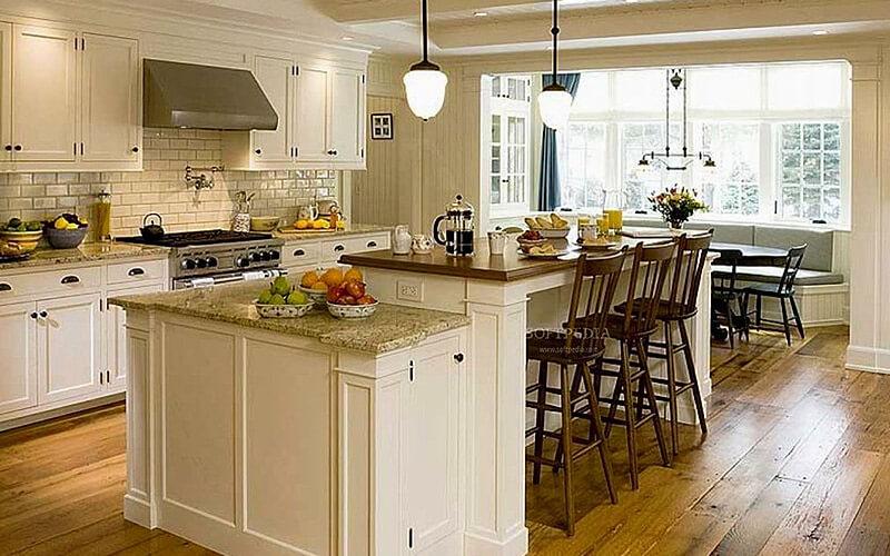 Филенчатые кухонные фасады