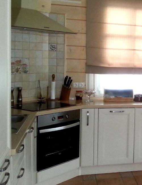Современная кухня Шопен