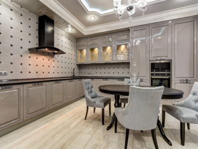 Кухня на Посадской 15